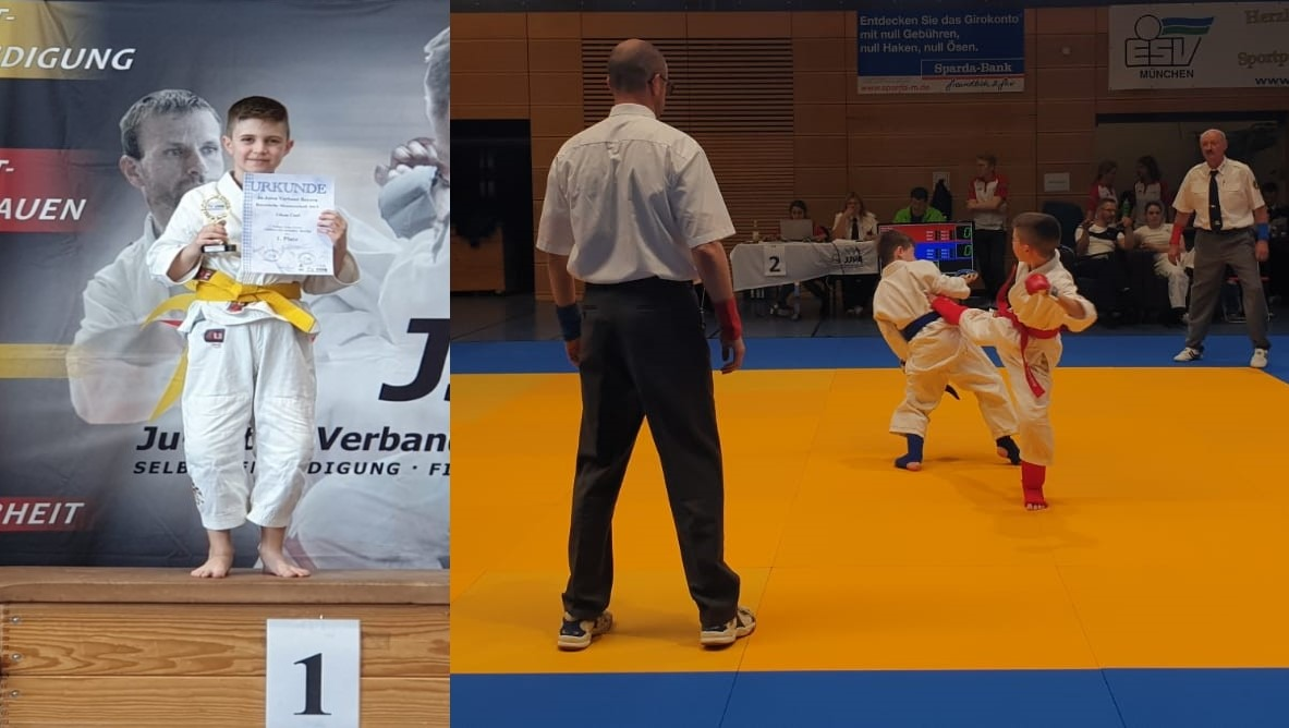 Bayerischer Meister 2019 bis 29kg