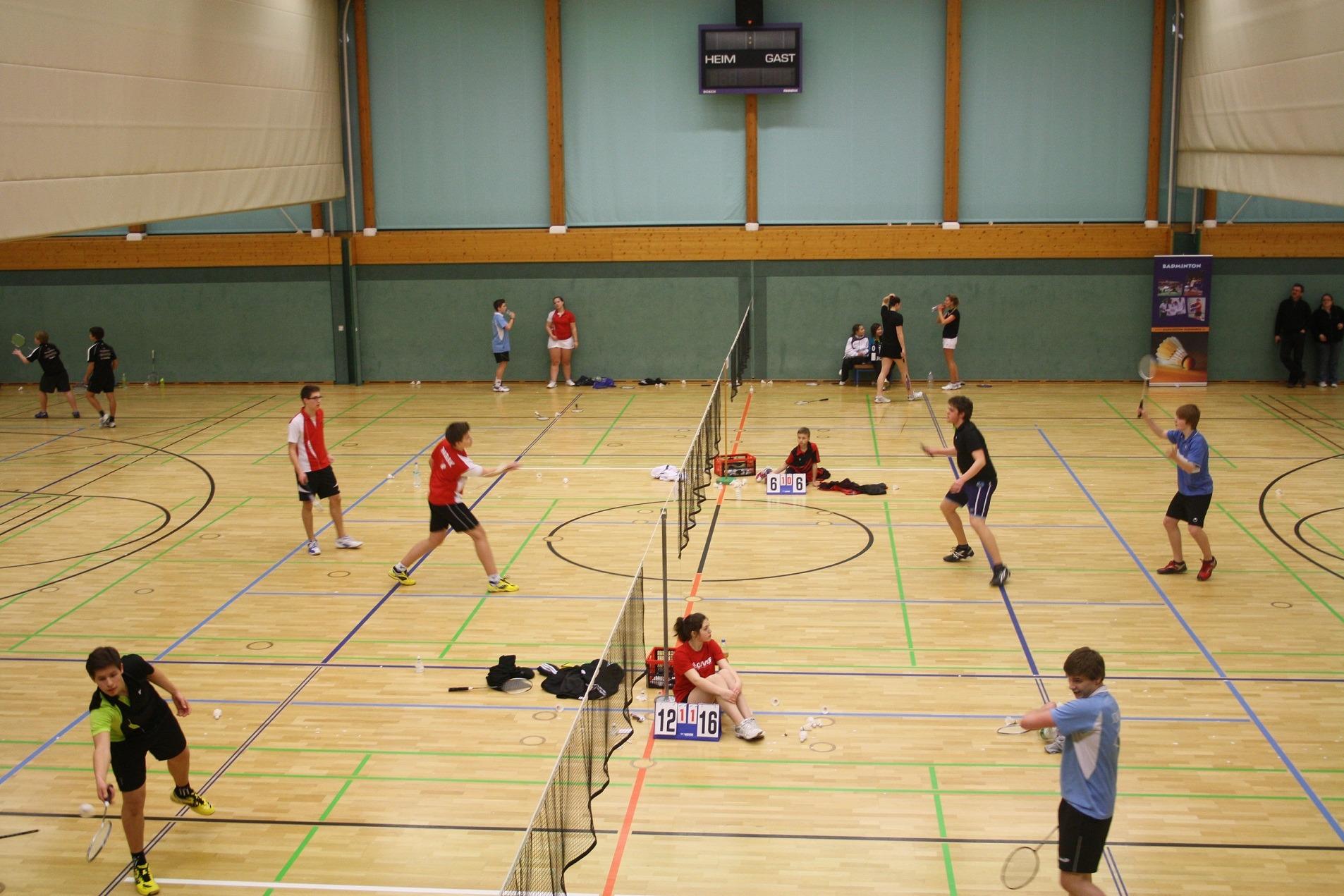 Badminton_Ranglistenturnier